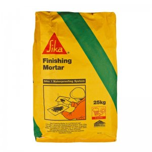 Sika 1 Finishing Mortar