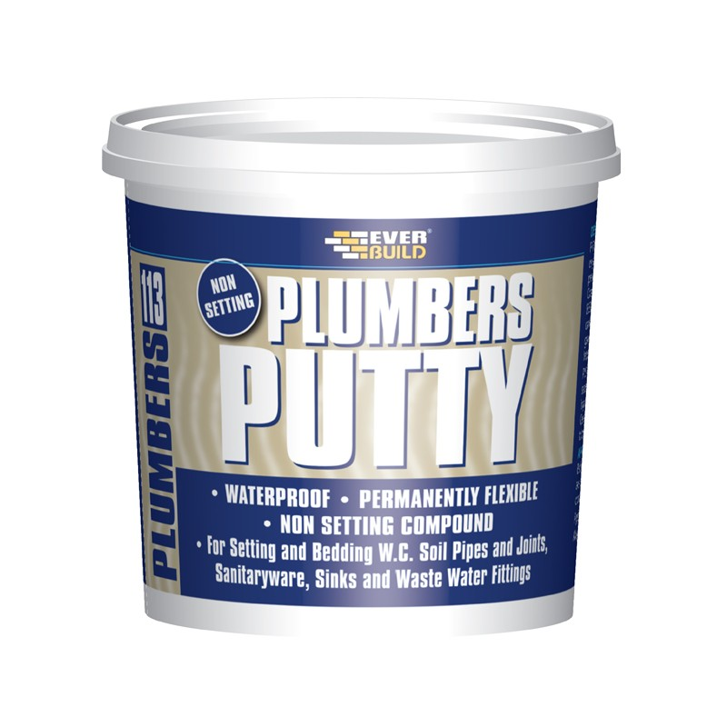 Everbuild 113 Plumbers Putty