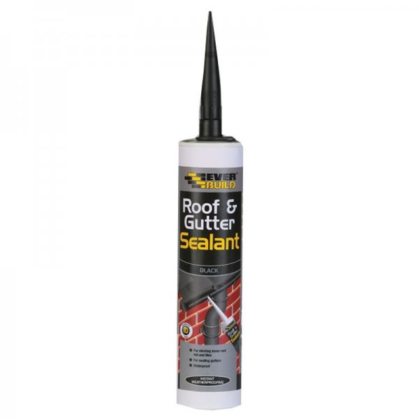 Everbuild Roof and Gutter Sealant