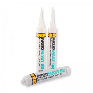 Arbomast BR - Butyl Rubber Based Sealant