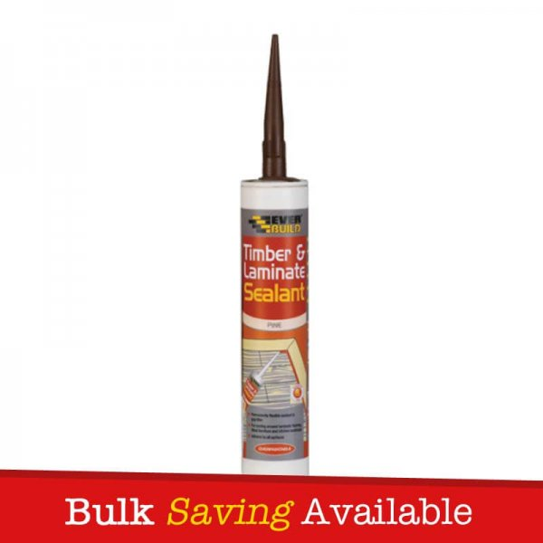 Everbuild Timber and Laminate Sealant - Direct Sealants