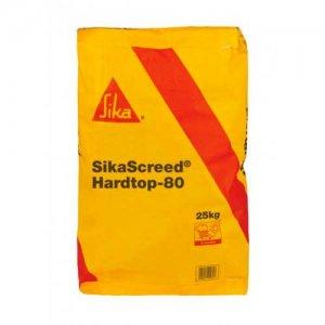 SikaScreed HardTop-80