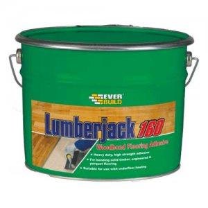 Everbuild LumberJack 160 Woodbond Flooring Adhesive