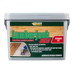 Everbuild LumberJack 650 Floor Adhesive Standard