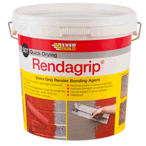 Everbuild 507 Rendagrip Bonding Agent