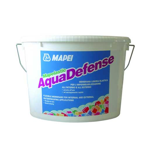 Mapei Waterproofing Membrane : Mapei mapelastic aquadefense best prices online